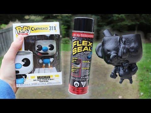 Waterproof Your Pops With FLEX SEAL