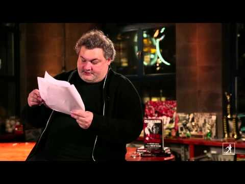 Mean book reviews with Artie Lange!