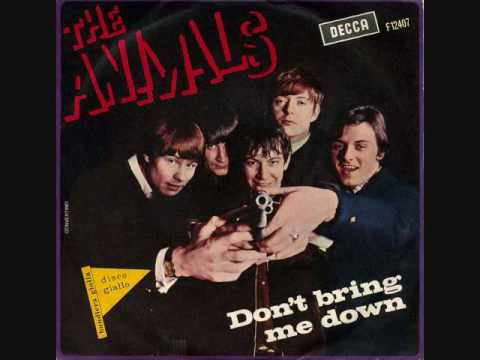 Memphis Tennessee - The Animals