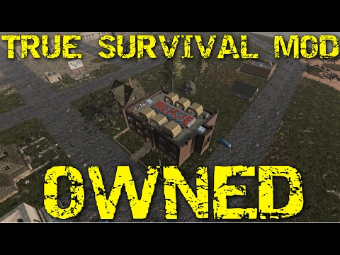 7 Days to Die Modded | 4K | True survival - Ep 1 - Owned