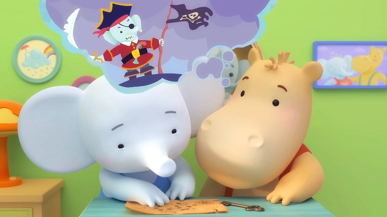 🪁 Тима и Тома – Серия 30 – Клад 💰 | Новый приключенческий мультик для детей