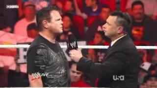 Jerry Lawler & Michael Cole Promo - Raw 21.02.2011
