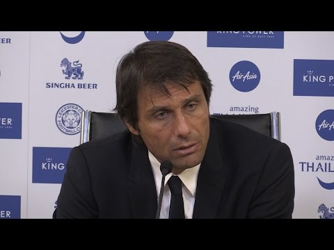 Leicester 2-4 Chelsea - Antonio Conte Full Post Match Press Conference