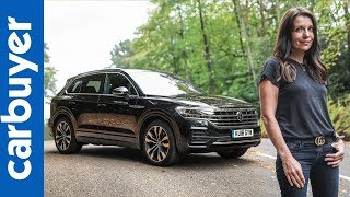 Volkswagen Touareg SUV 2018 in-depth review - Carbuyer