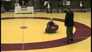 2007 Commonwealth Championships: 66 kg Final Amit Kumar vs. Sushil Kumar