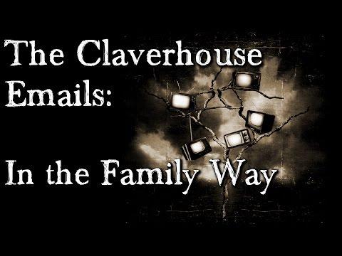 The Claverhouse Emails: In the Family Way (unheimliche Kurzgeschichten)