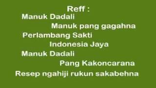 Manuk Dadali Sunda Angklung Instrumental