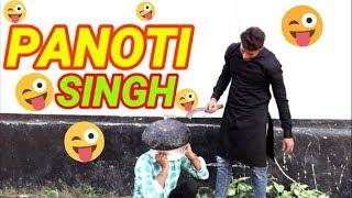 Panoti Singh || New Funny Video 2020  || Yashveer Singh || Comedy Wale Babu