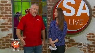 Olshan Foundation Repair Featured in KSAT 12 ABC News San Antonio