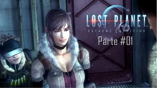 Lost Planet: Extreme Condition - Parte #01 (Español)
