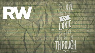 Robbie Williams | Love Is You Lyric Video