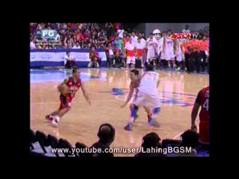 Japeth Aguilar Game Winning 3 point shot vs Meralco Bolts