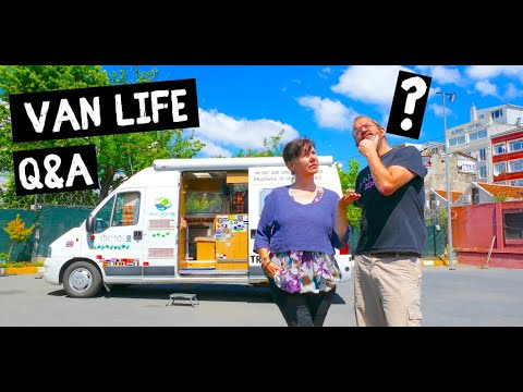 Q&A about VAN LIFE   Our Full Time Travels