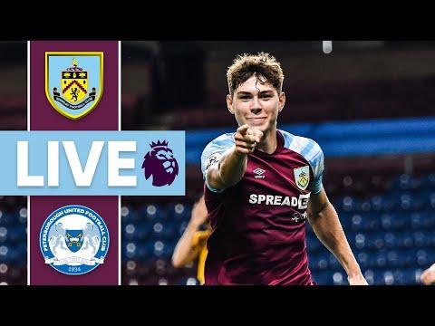 LIVE | Burnley U23s v Peterborough United U23s | Premier League Cup