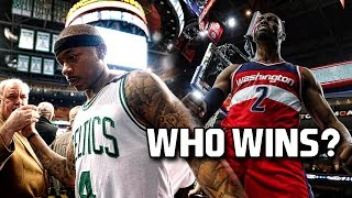 Boston Celtics vs Washington Wizards... Who Wins?
