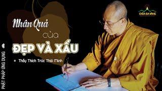 Nhân Quả Của Đẹp Và Xấu? | Thầy Thích Trúc Thái Minh