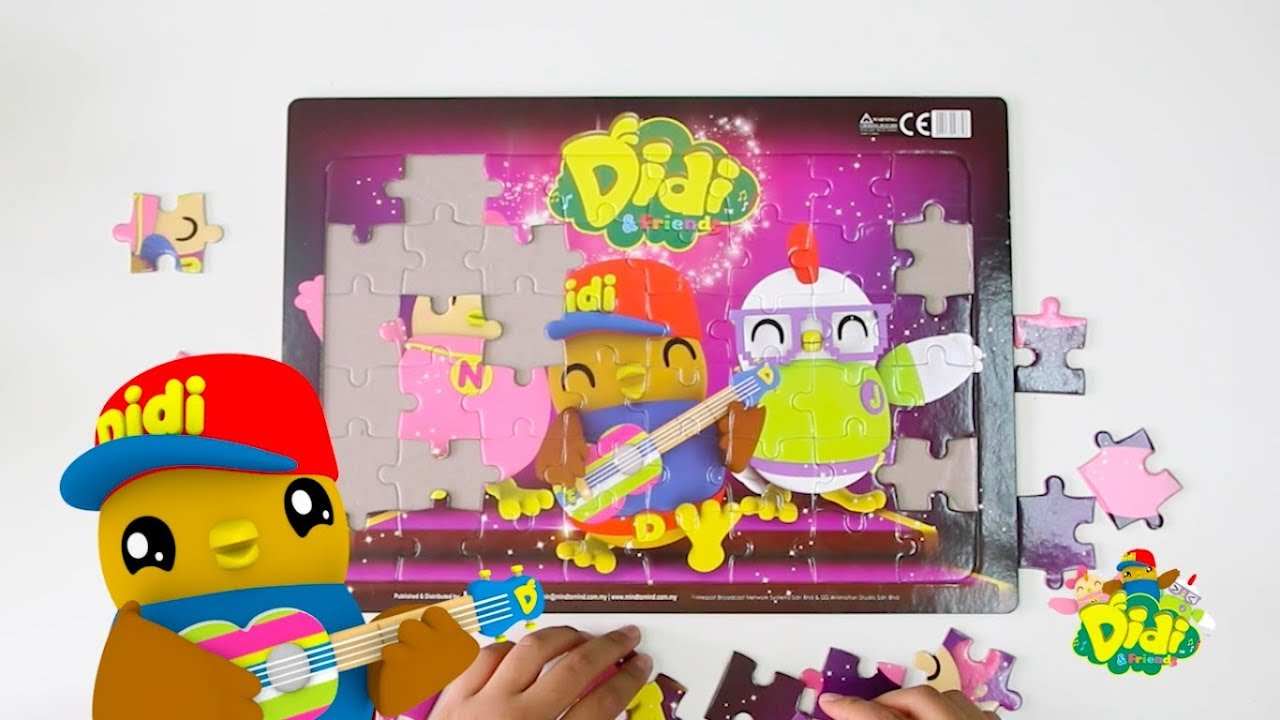 Didi & Friends Puzzle | Puzzle For Kids | Fun & Play with Didi & Friends