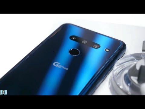 Новинки от LG на MWC 2019.  LG V50 ThinQ 5G , LG G8 ThinQ