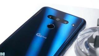 Новинки от LG на MWC 2019.  LG V50 ThinQ 5G  LG G8 ThinQ