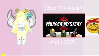 MY FIRST VIDEO! Roblox gameplay mystery 099