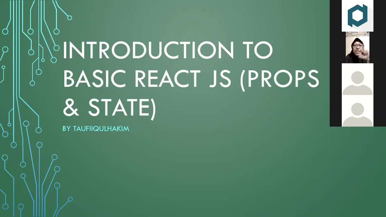 thumbnail Introduction to Basic React JS Powered By Palembang Digital Community