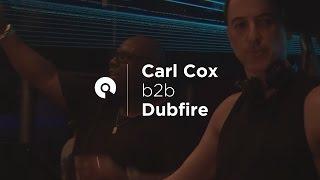 Carl Cox b2b Dubfire @ Music Is Revolution 2016 Carl's Birthday, Space Ibiza (BE-AT.TV)