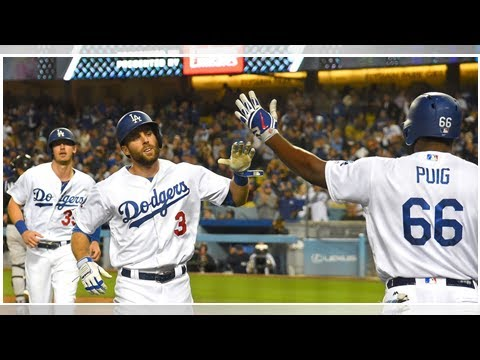 Dodgers hit back-to-back home runs to beat Rockies