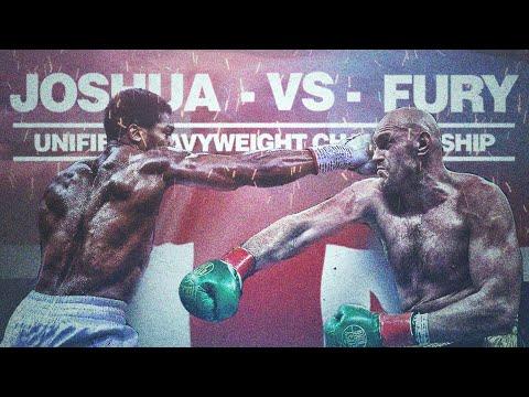 Anthony Joshua vs Tyson Fury   Fight Trailer
