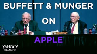 Gambar cover Berkshire wants a bigger piece of Apple