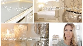 DIY Winter Room Decor Ideas Thumbnail