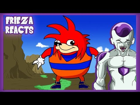 Download Youtube: FRIEZA REACTS TO UGANDAN GOKU KNOWS DE WAE! (DBZ PARODY)