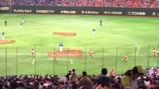 Чирлидирши, бейсбол, Япония, Токио, Tokyo Dome City