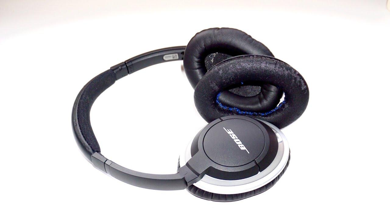 Changing Ear Cushions On Bose Headphones
