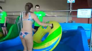 аквапарк рекламный ролик
