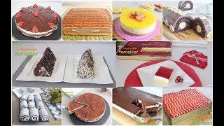 Kermesler ve Özel Günler için 10 Kolay ve Lezzetli Pasta Önerisi - Pasta Tarifleri