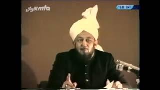 Urdu Translation: Darsul Quran on Feb 6, 1987: Surah Aale-Imraan verses 9-12