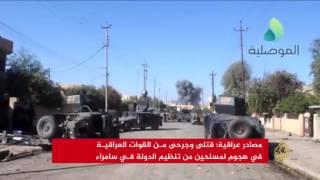 معارك عنيفة شمالي الموصل والجيش يتقدم غربيها