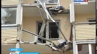 Кран упал. После происшествия (ГТРК Вятка)(Вчера вечером на улице Ленина упал строительный кран. Люди не пострадали только по счастливой случайности., 2013-05-28T07:32:09.000Z)