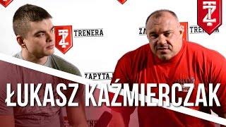 Legendy Polskiej Kulturystyki - Wywiad z Łukaszem Kaźmierczakiem(Zapytaj Trenera)
