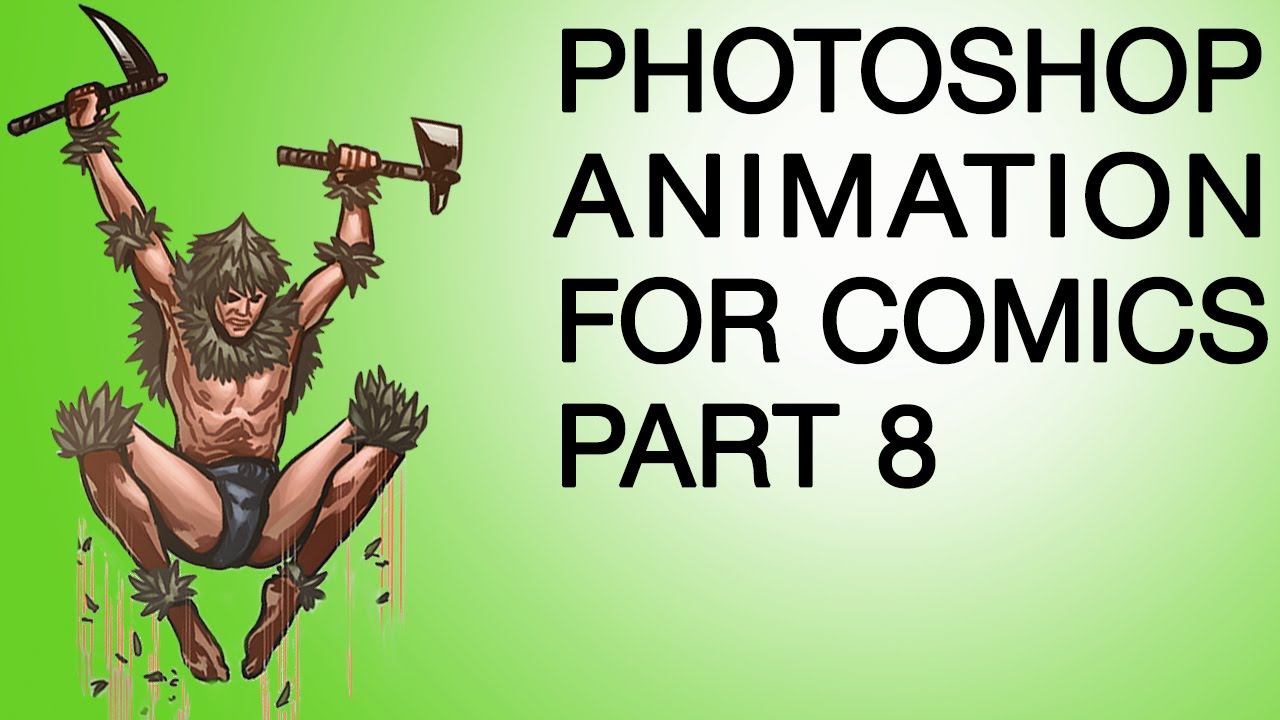 Tutorial #8  Animation In Photoshop, Mega Smart Objects Damian Wampler