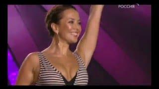 Жанна Фриске - А на море белый песок (Песня Года 2009)