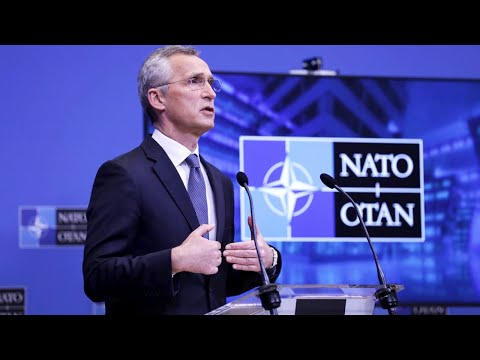 NATO Secretary General, Press Conference at Foreign Ministers Meeting, 24 MAR 2021