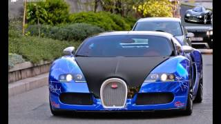 Автомир Bugatti Veyron Test Drive Review Тест драйв