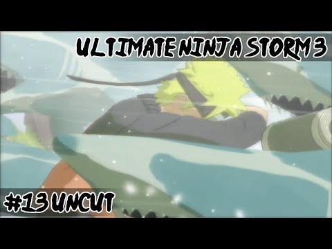Naruto Shippuden Ultimate Ninja Storm 3: Ep. 13 - Shark! A Vagrant (Uncut)