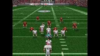 NCAA Football 98 ... (PS1) 60fps
