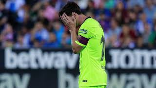 Download Video Leganes vs Barcelona [2-1] - MATCH REVIEW MP3 3GP MP4
