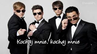 Big Time Rush - Love Me Love Me - Tłumaczenie PL