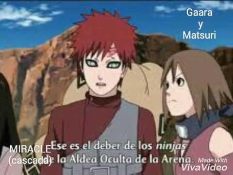 Gaara e Matsuri - YouTube |Naruto Matsuri And Gaara