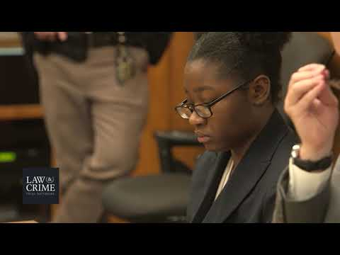 Kemia Hassel Trial Day 2 Witnesses: Spc Jaquan Hamilton Spc Deonte Bacon & Det Brittany Fleming