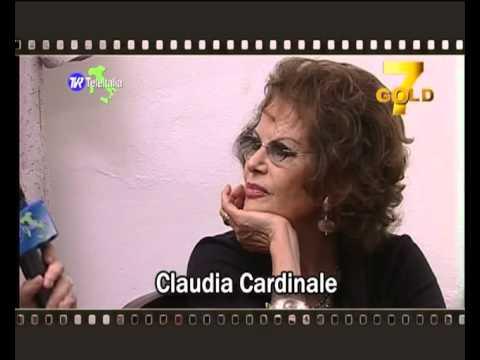 intervista Claudia Cardinale